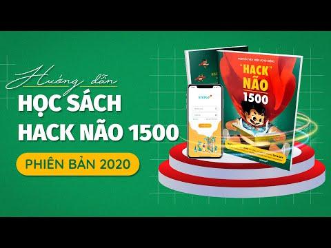 cách sử dụng sách hack não 1500 từ tiếng anh - Hướng dẫn sử dụng sách Hack Não 1500 (Phiên bản 2020)   Step Up English