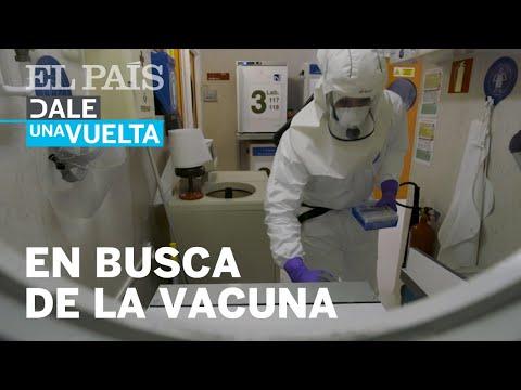 #CORONAVIRUS   VACUNA: Entramos en el laboratorio español que investiga la vacuna del COVID 19