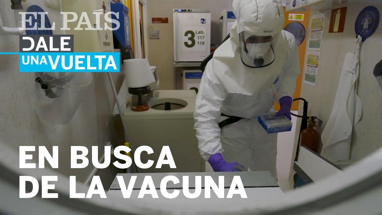 #CORONAVIRUS | VACUNA: Entramos en el laboratorio español que investiga la vacuna del COVID 19