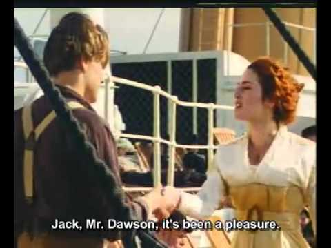 Titanic 1997 Hindi Part 10 37 with English...