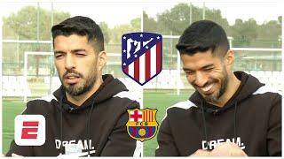 IMPERDIBLE entrevista con Luis Suárez. Su llegada al Atlético, Simeone, Barcelona y HH. | LaLiga