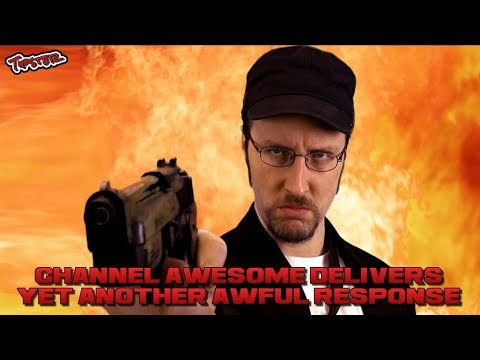 CHANNEL AWESOME POSTS ANOTHER TERRIBLE RESPONSE TO THE ALLEGATIONS OF PAST CONTENT PARTNERS