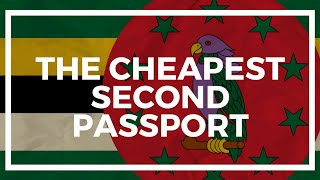 The cheap new second passport is...