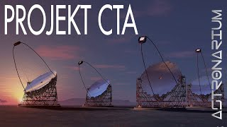 Promieniowanie gamma i obserwatorium CTA - Astronarium odc. 40