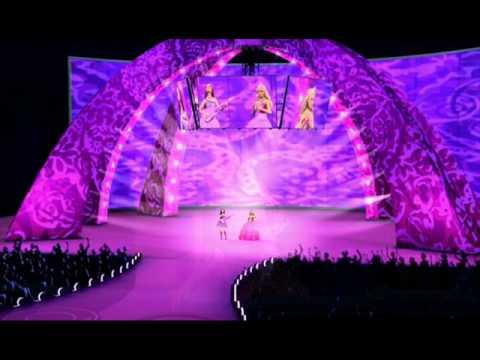 Barbie Princess and The Pop-Star - Θα Πετάμε Ψηλά (Flying high) ( On  Greek )
