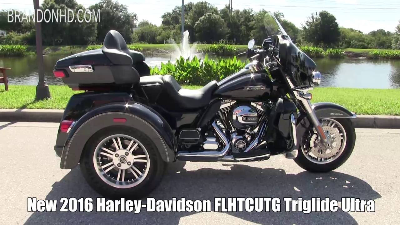 2016 harley davidson triglide trike - 2018 lineup to be released