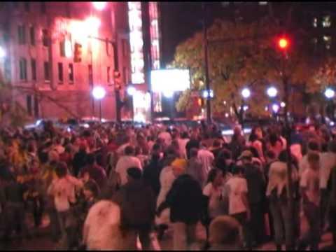 Grand Rapids Zombie Walk 2009