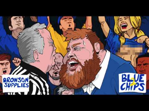 Download Youtube: Action Bronson + Party Supplies 'Rolling Thunder feat Action Bronson'