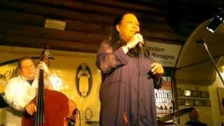 "Shawnn Monteiro & Her Trio ""Yesterdays""  - Cantina Bentivoglio - Bologna"