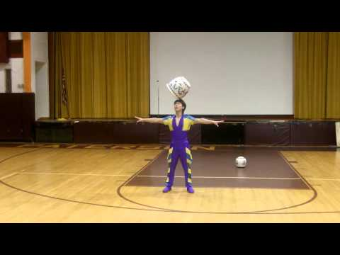 Chinese Acrobats - Paterson Charter School for Sci & Tech