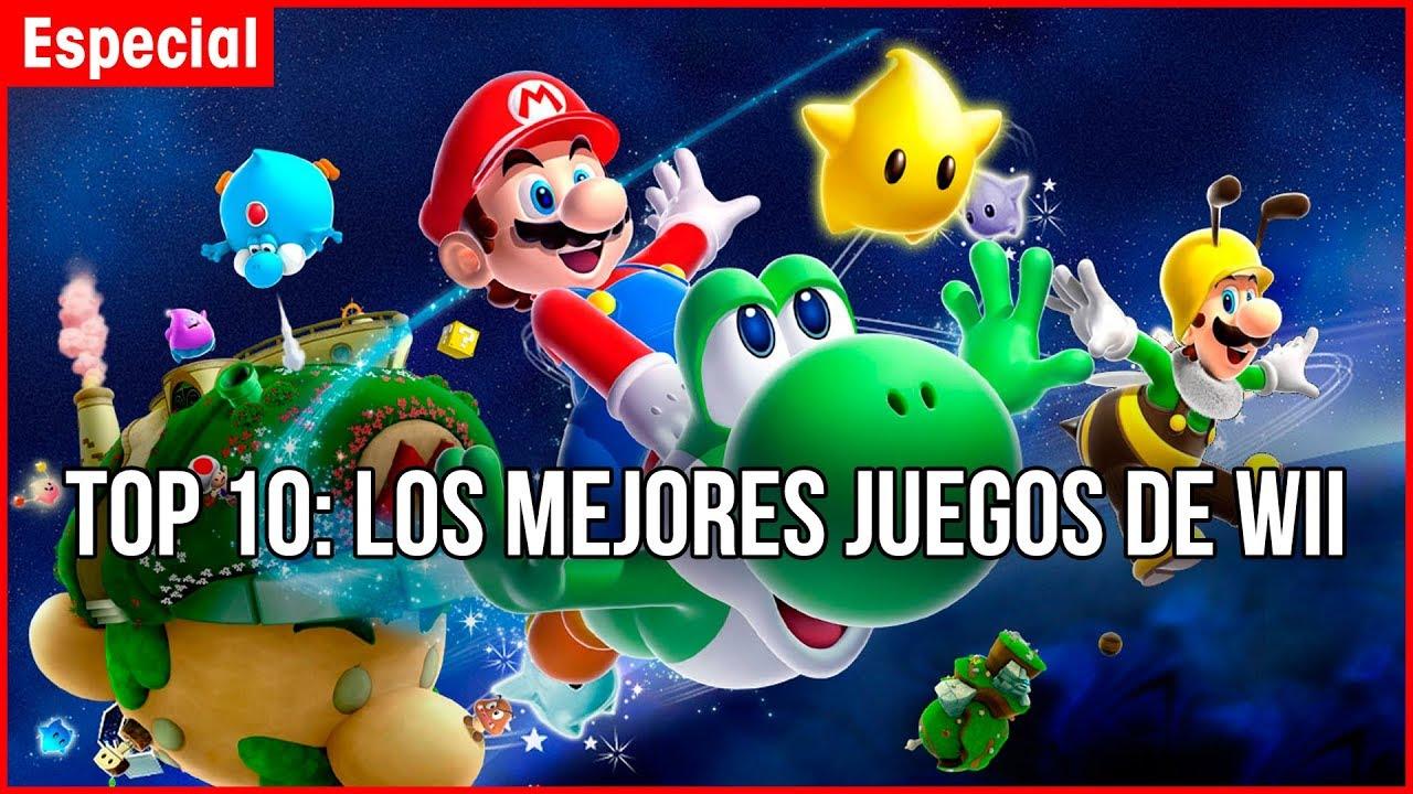 Top 10 Los Mejores Juegos De Wii Ranking De La Maquina