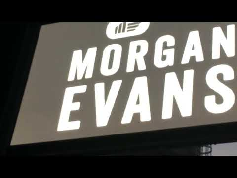 Morgan Evans LIVE At Brandon Amphitheater Apr 18, 2018