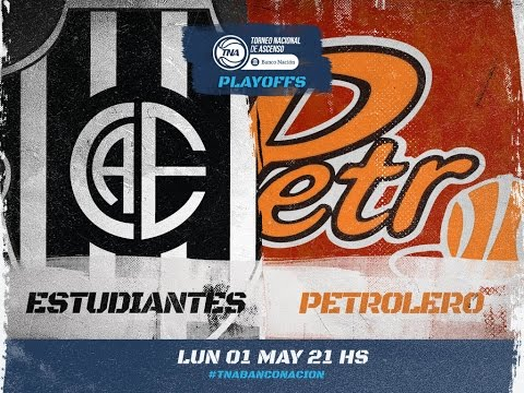 01.05.2017 | Estudiantes de Olavarría vs. Petrolero | #LaLigaCadaVezMasGrande