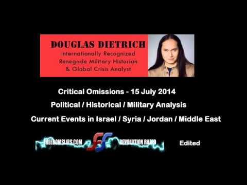 Douglas Dietrich - Middle East - 15 July 2014