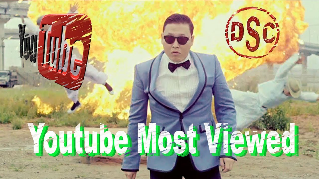 Youtube, Most Viewed 100 Songs Of All Time 13 April 2019 #98