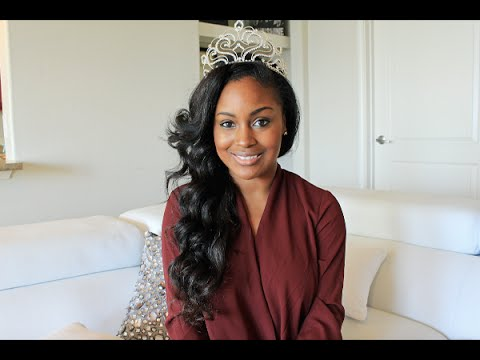 FFTV: Q & A Time with Miss Black America Co-ed Roneshia Ray
