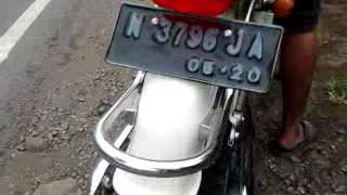 Honda CP77 DREAM 305 police.karanglo Malang