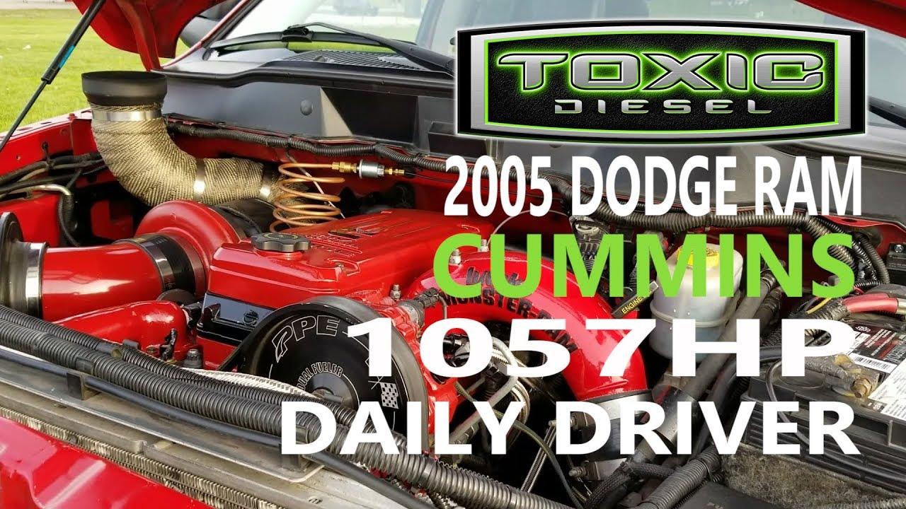 Toxic Diesel Performance : October 2018