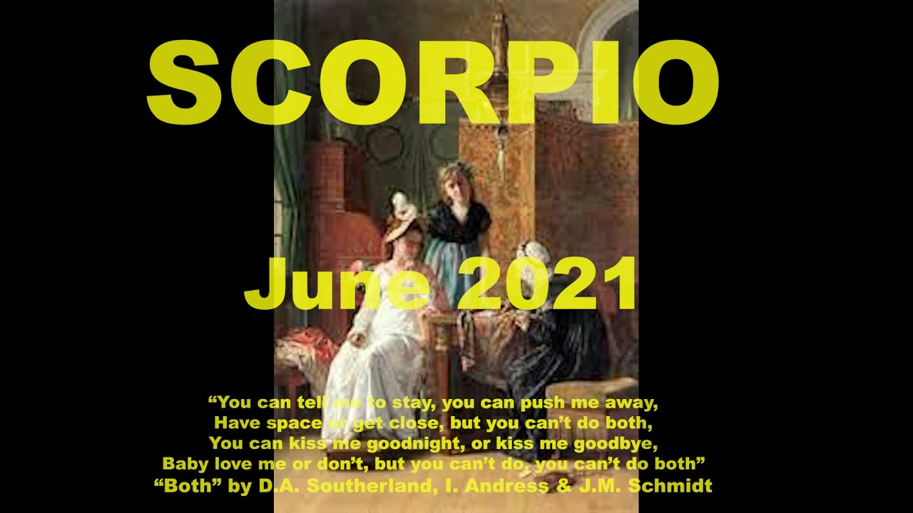 Do you why scorpios away push Breakups and
