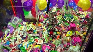 More Candy, More Cavities! - Claw Machine Wins
