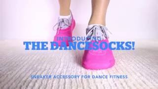 THE DANCESOCKS! Improve Sneakers for Dance.