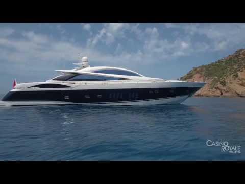 MY Casino Royale Valletta - Predator 108
