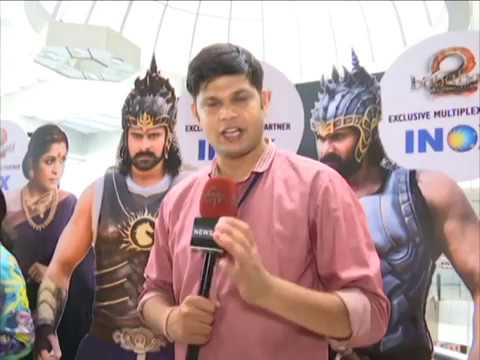 Baahubali 2 - The Conclusion | Public Review| Jaipur|Rajasthan