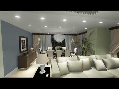 Penthouse Design Ave Balboa Panama