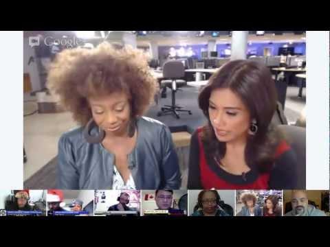 MyFOXLA Google+ Hangout: Lisa Nichols Talks Birth 2012 Gala in Los Angeles