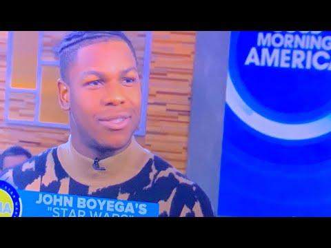 John Boyega Says He Put Star Wars Script On EBay