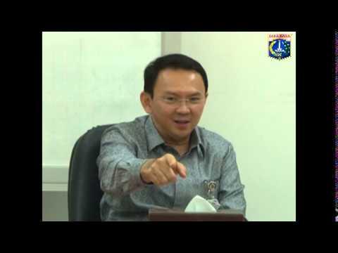 24 Jul 2014 Wagub Basuki T. Purnama Menerima Bank Indonesia