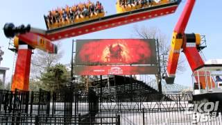 Le Démon, nouveau manège à La Ronde