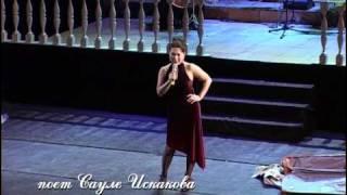 """""""Che tango,che""""/ A.Piazzolla/ Saule Iskakova"""