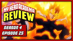 My Hero Academia S4 FINALE Review | Forever, Endeavor | Stream Four Star