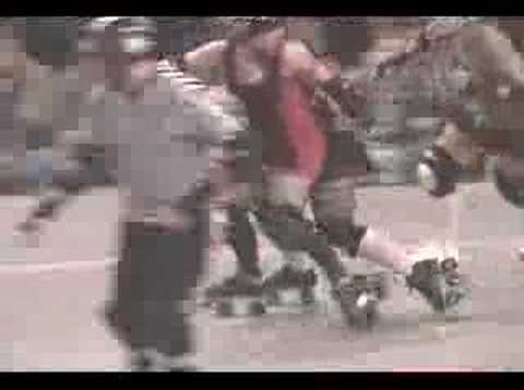 Apologise, roller derby girls fuck opinion