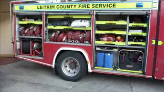 FIRE TRUCKS IN SOUTHERN IRELAND 2009