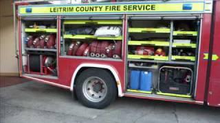 FIRE TRUCKS IN SOUTHERN IRELAND 2009