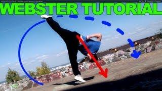 WEBSTER TUTORIAL (English) - Маховое сальто обучение вебстер CLAN –
