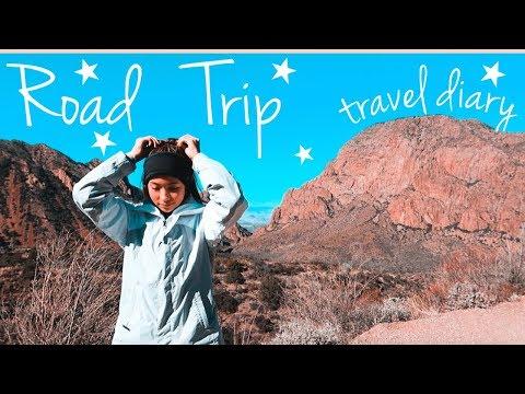 Road Trip Travel Diary // Texas
