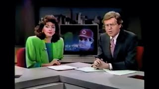 WLWT 1989 Pete Rose News clips - Cincinnati Ohio 80s