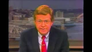 WLWT 1989 Pete Rose Gambling - News 5 Cincinnati Ohio 80s