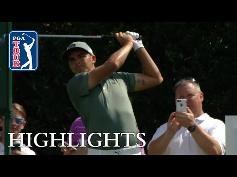 Rickie Fowler's highlights | Round 1 | TOUR Championship 2018