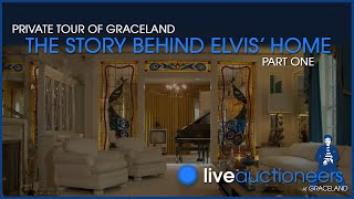 Private Tour of Graceland Part 1: The Story Behind Elvis Presley's Home