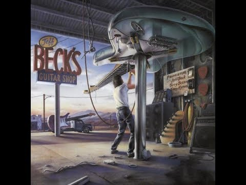 JEFF BECK - JEFF BECK'S GUITAR SHOP 1989 COMPLETO/FULL