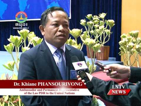 Lao NEWS on LNTV: What is your memory of President Kaysone Phomvihane?13/12/2016