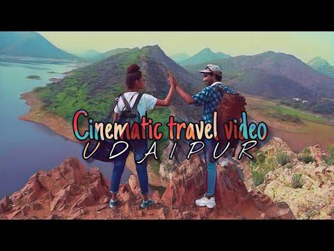 The Lake City Dreams | Udaipur | Cinematic Travel Film | Sony A6300 | 2019 | Roan Raj
