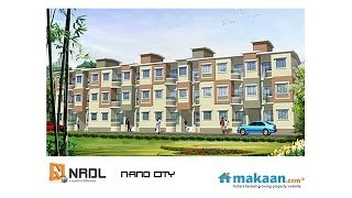 Nano City, Neral, Karjat, Mumbai, Residential Apartments