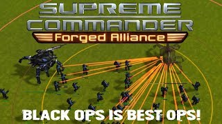 An Even Flatter Game! - Supreme Commander: Forged Alliance