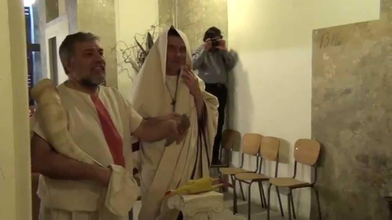 Matrimonio Romano Iustae Nuptiae : Iustae nuptiae assumpta y magí. ceremonia fragmento youtube