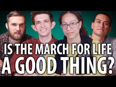 Catholics Discuss: Is The March For Life a Good Thing?